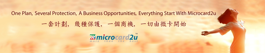 Microcard2u Shop and Earn Program